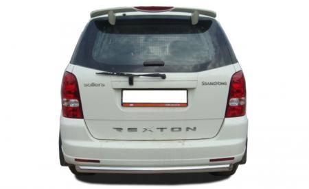 SSANG YONG   Rexton  2007-2012   Защита заднего бампера  60